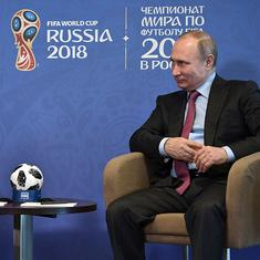 How Russia has used sports to boost its global image and mask its human rights record