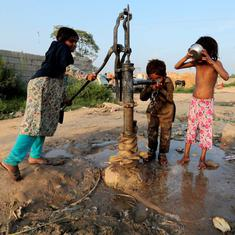 'At dead level': Why Pakistan is fast running out of water