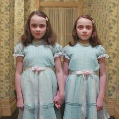 Twins have great horrific potential: Stanley Kubrick knew this, so did Brian De Palma