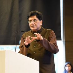 Centre committed to meeting fiscal deficit target of 3.3% for current financial year: Piyush Goyal