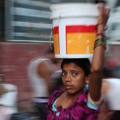 In pictures: Delhi's water crisis has claimed three lives this summer and it's only getting worse