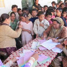 A measles outbreak in Bihar exposes the state's failure to procure vitamin A for children