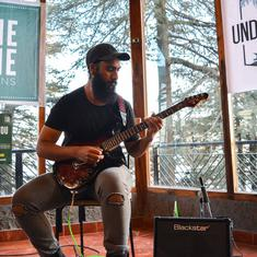A YouTube-taught Indian guitarist is topping the charts and winning fans (including Katrina Kaif)