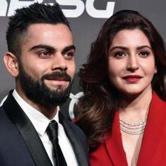 Mumbai: Anushka Sharma and Virat Kohli served legal notice by man they rebuked for littering a road