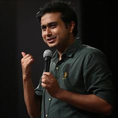 From Netaji to Kolkata's favourite cusswords, nothing is off the table for this stand-up comic