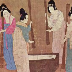 The wheel of fortune: How making cotton textile helped women curb patriarchy in medieval China