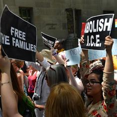 Indian woman seeking asylum in US separated from disabled son: Washington Post
