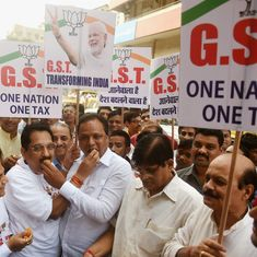 'Flawed implementation': Congress criticises Centre on first anniversary of GST regime