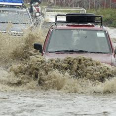 Kashmir flood control: Crores spent on dredging Jhelum may have led to only a few minutes of relief