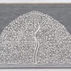 A master embroider who was a victim of Gujarat riots pays tribute to Ahmedabad's monuments