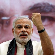 'At risk': A study quantifies the sharp retreat of Indian democracy since Modi's election