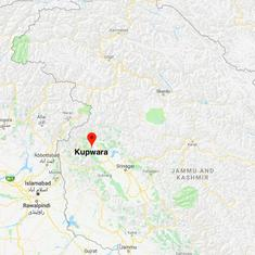 Jammu and Kashmir: Suspected militant killed in an encounter in Kupwara district, says Army
