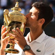 He's back! Djokovic beats Anderson to lift  fourth Wimbledon, 13th Grand Slam title