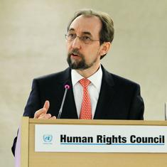 'Deeply disappointed', says OHCHR on Indian government's reaction to report on Kashmir
