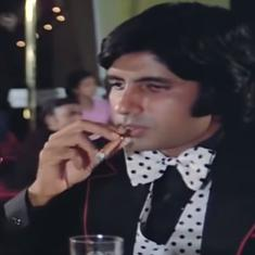 When Amitabh Bachchan lost his cool after Karan Thapar interviewed him about his rumoured affairs