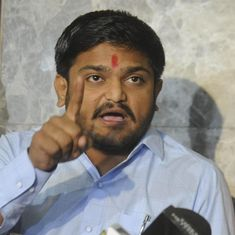 Hardik Patel, aides get bail soon after being sentenced to 2 years in jail in 2015 riots case