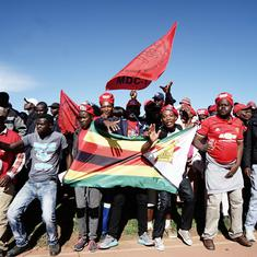 A vicious online propaganda war that includes fake news is being waged in Zimbabwe ahead of polls
