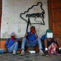The bloody uprising in Nicaragua could trigger the next Central American refugee crisis
