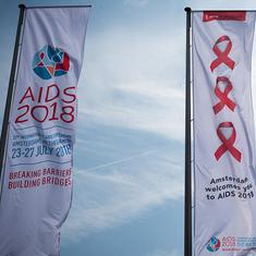 Battling HIV: 'The epidemic is far from over and it's not time to disengage'
