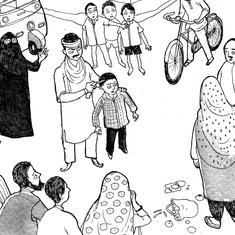 Muzaffarnagar riots: This graphic narrative tells the story of the courage of seven rape survivors