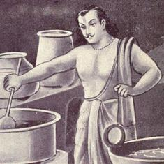 What is 'Indian food' anyway? Even the epics revealed little of the menu, wrote Buddhadeva Bose