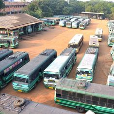 Road transport unions go on strike against Motor Vehicles Amendment Bill