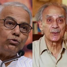 Yashwant Sinha, Arun Shourie, Prashant Bhushan: 'Rafale defence scandal imperils national security'