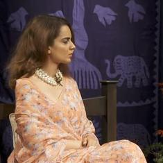 Kangana Ranaut is in the eye of the storm once again, this time for her remarks on India's liberals