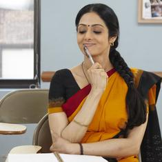The world's first South Indian Pathan? Why Sridevi's accent in her Hindi films has never mattered