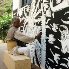 What KG Subramanyan's poetry says about his art (and what his art says about his poetry)
