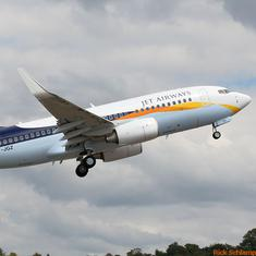 Jet Airways, India's oldest private airline, is struggling to keep flying