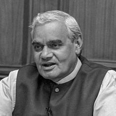 Atal Bihari Vajpayee and his Achilles heel: Excerpts from Vinod Mehta's memoirs