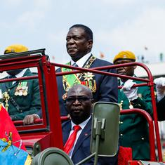 Robert Mugabe is gone, but Zimbabwe is far from being a democracy