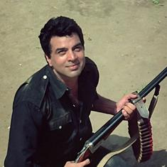 When Dharmendra saved a village from dacoits before 'Sholay'