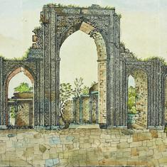 Sayyid Ahmad Khan's 19th-century books on the pre-1857 monuments of Delhi are now in English