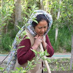 A women's group in Ladakh is fighting to save the region's environment, help conserve water