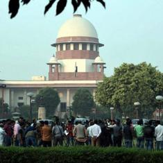 Media must regulate itself when reporting on a criminal trial, says Supreme Court judge