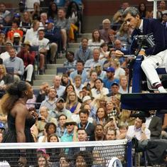 Serena vs Ramos US Open final controversy puts tennis umpires back into unwanted spotlight