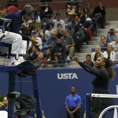 US Open umpiring controversies begs the question, should Grand Slams also allow on-court coaching?