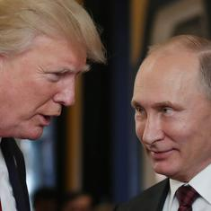 What the narrative of Trump-as-Putin's-puppet hides: US policy on Russia aims for Iran