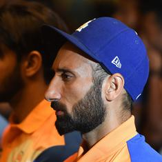 Writing on the wall: Sardar Singh's fate was decided a day after the Asian Games