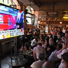Should you be bothered about which TV news channels play at public spaces like airports?