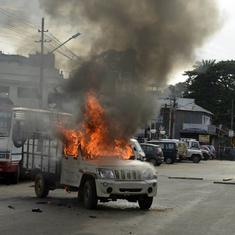 Tripura's ruling alliance hangs by a thread as BJP's tribal leaders agitate over election violence
