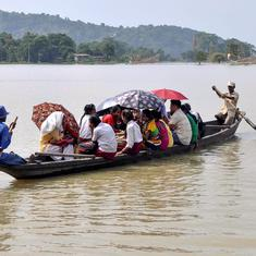 Assam: At least 1.39 lakh people in six districts affected in fresh wave of floods