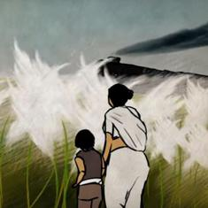 Animated film by The Radical Array Project pays tribute to Satyajit Ray
