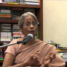 India has become 'a republic of fear for thinkers and writers': Critic and novelist Shanta Gokhale