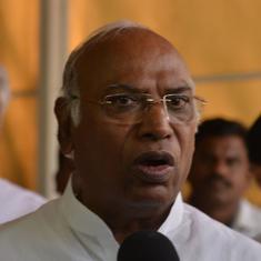 Congress leader Mallikarjun Kharge again boycotts Lokpal selection meeting
