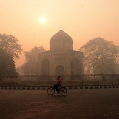 Delhi: Air quality turns 'good' as rain washes away pollutants