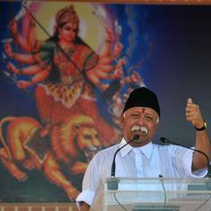 Never mind what Mohan Bhagwat says, hate manifestos cannot be re-made through nip-and-cut surgery