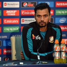 There is some mental block: Mashrafe Mortaza hopes Bangladesh can cross the line in finals in future